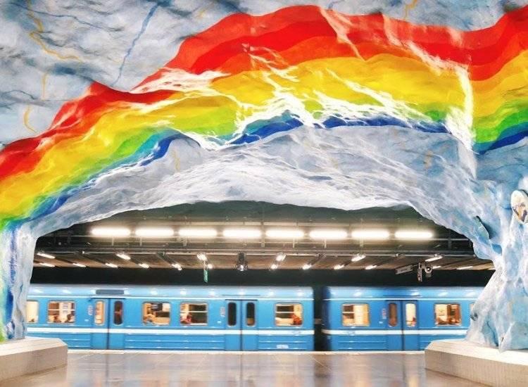 Calatoria cu metroul -<br> o descoperire