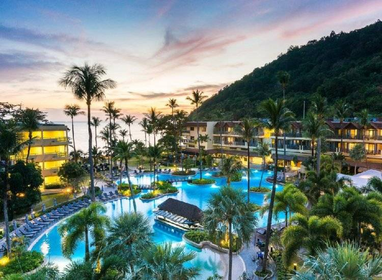 Phuket Marriot Resort And Spa, <br> Phuket