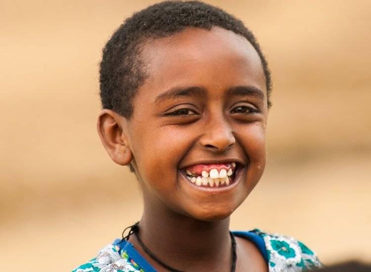 fată etiopiană