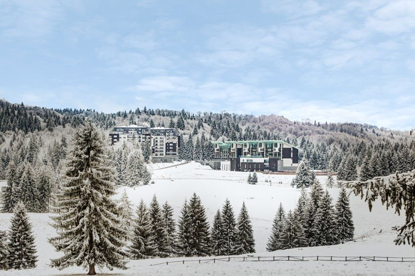 Silver Mountain <br>Resort & Spa 5*
